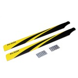 ALIGN Carbon Fiber Helicopter Main Blade 325/360/380/425/470/520/550/600mm For RC Helicopter