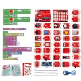 Keyes Brick 24 In 1 Sensor Kit UNO R3 Development Module Board Starter Learning Kit Free Tutorial
