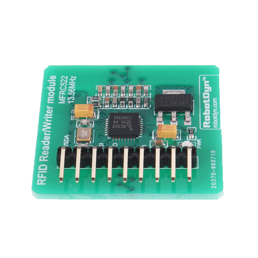RFID Reader Writer NFC Module MFRC522 Board