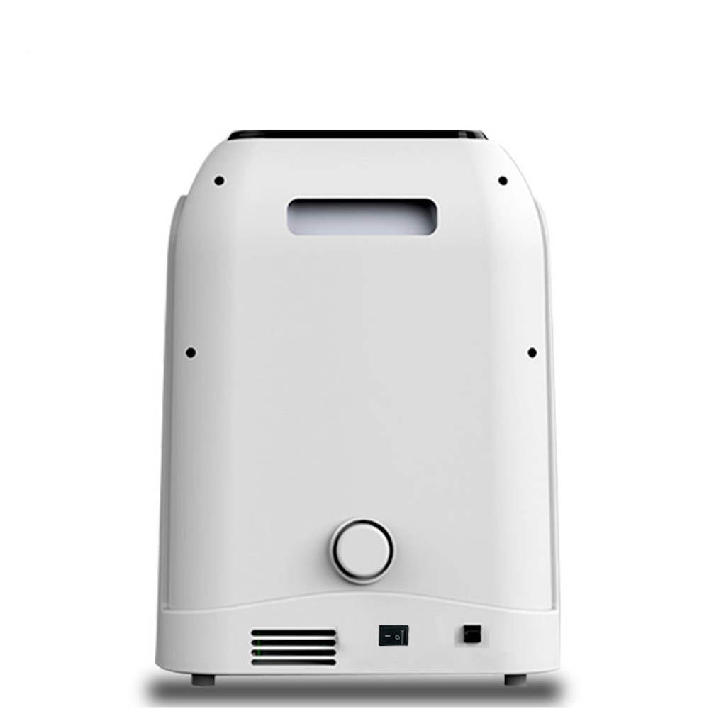 JUREN DZ-1B AC110V / 220V 1L Adjustable Oxygen Concentrator with Atomization Function Oxygen Generator Home Oxygen Machine