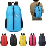 20L Extra-large Waterproof Folding Backpack Outdoor Travel Camping Hiking Leisure SportS Bag