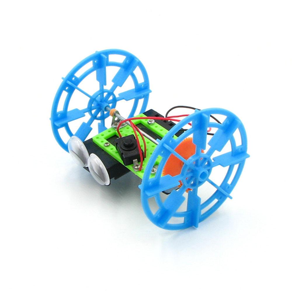Real Maker DIY STEAM Smart Self-balancing RC Robot Car Educational Toy Kit