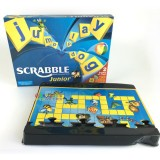 Letter Crossword Scrabble Junior Board Game Funny Gift Family Multiplayer Interaction Game Educational Toys