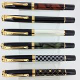 Jinhao 500 Fountain Pen 0.5mm F Nib Metal Writing Signing Pen