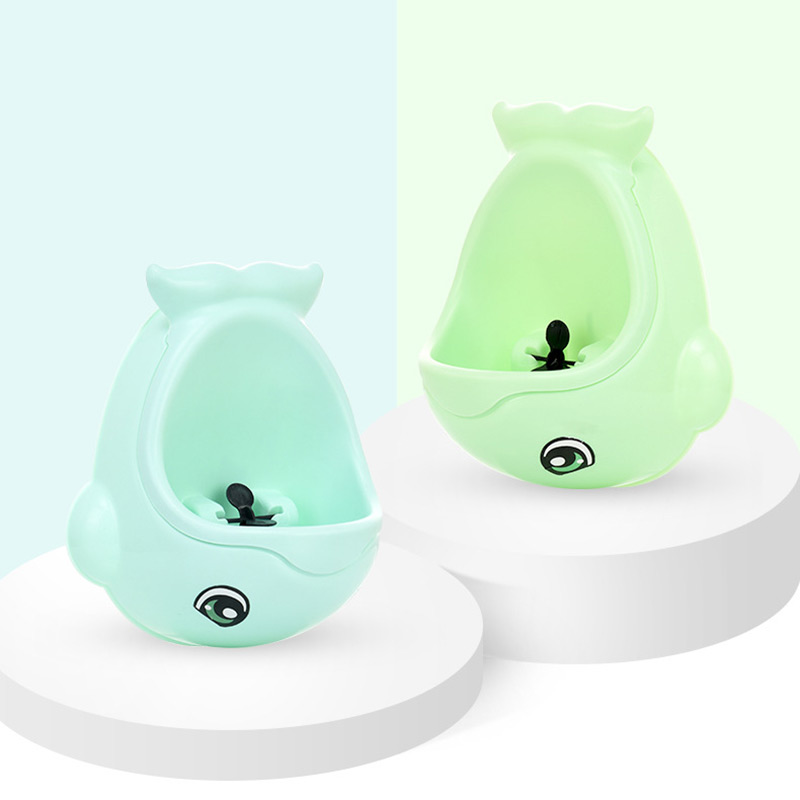 Whale Baby Boy Toilet Training Kids Potty Urinal Pee Trainer Urine Bathroom Home
