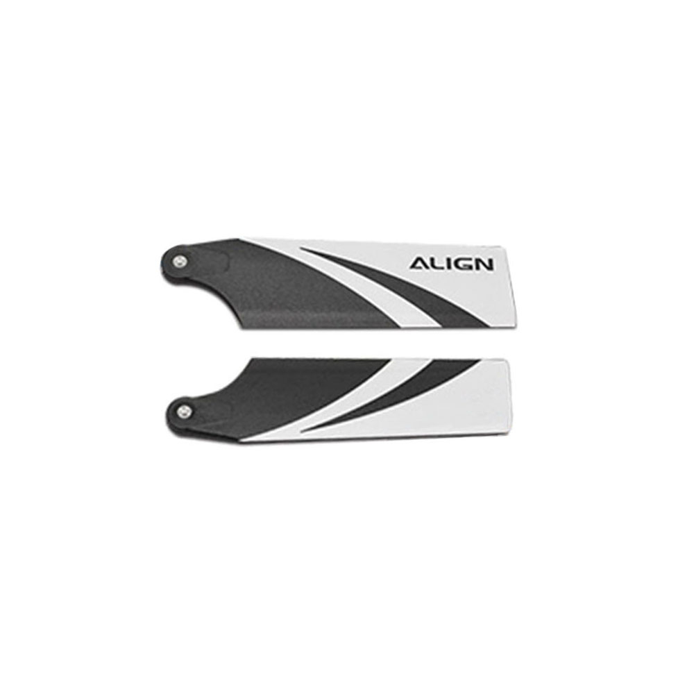 ALIGN Carbon Fiber Helicopter Tail Blade 65/69/70/74/78/90/95/105/106mm For RC Helicopter
