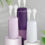 Bakeey 1000ML LED Light Ultrasonic Double Nozzle Aroma Diffuser Air Humidifier Mist Maker For Home Office Car Humidificador