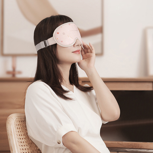 Xiaomi Smart Eye Patch Breathable Sleep USB Rechargeable 5 Massage Modes 3 Temperature Adjustment Modes Travel Office Eye Mask