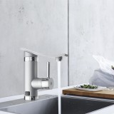 3000W Instant Tankless Electric Hot Water Heater Faucet Kitchen Instant Heating Tap