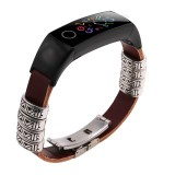 Bakeey Watch Band Retro Double Press Butterfly Buckle Watch Strap for Huawei Honor Band 4 / Band 5