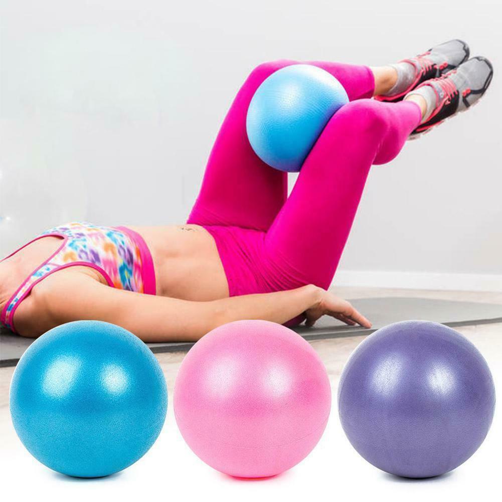 5Pcs Yoga Ball Set Yoga Brick Latex Towel Pulling Ring Fitness Equipments Set Yoga Blocks Stretching Strap Resistance Loop Band Yoga Cotton Woven Belt