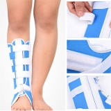 Medical Ankle Support Foot Walking Brace Support Splint BootStrap Sprain Pain Relief