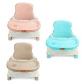 Baby Dining Chair Children's Dinette Baby Learning Chair Portable Folding Chair