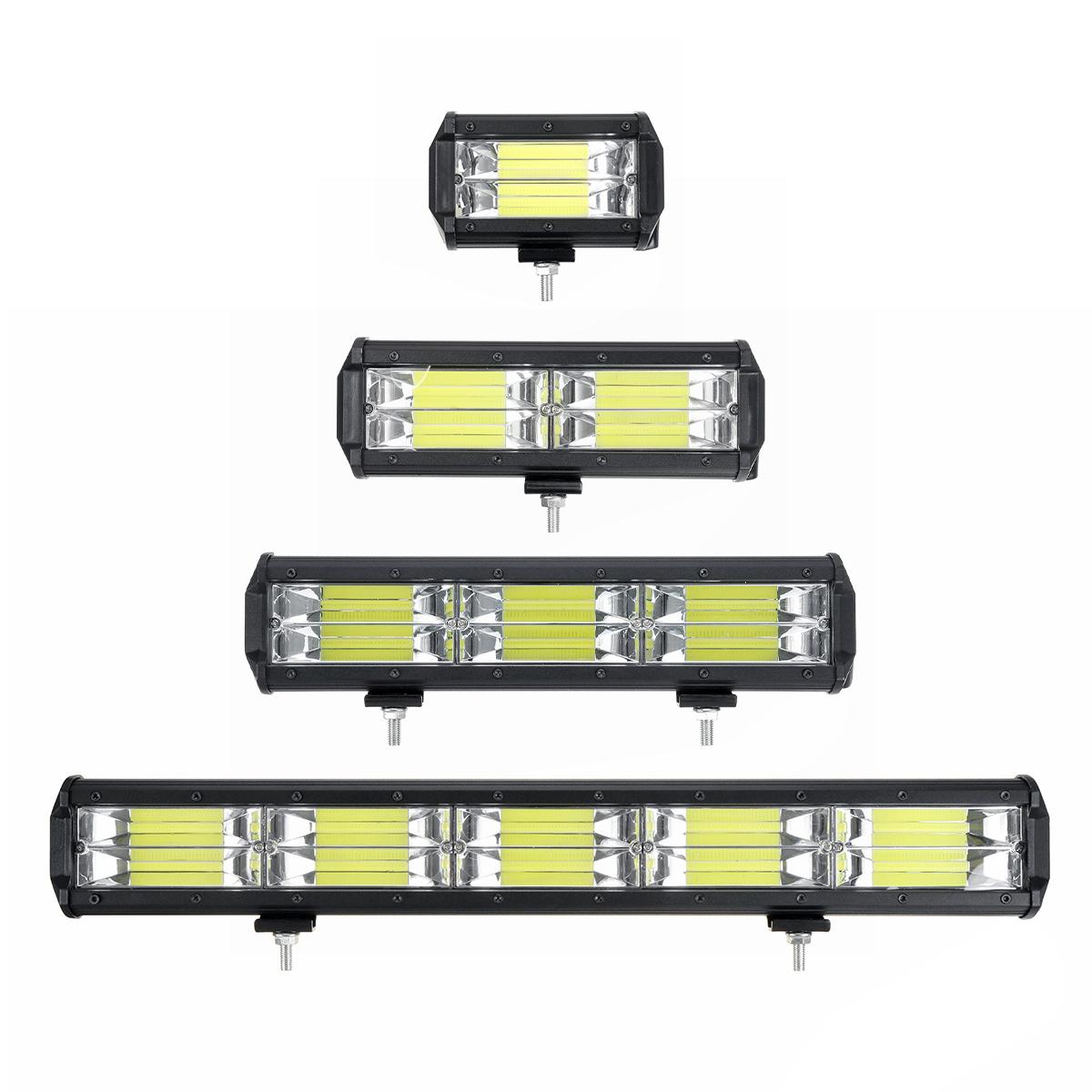 9V-30V 12V-24V LED Work Light Bar Flood Spot Lights Driving Lamp For Boat Motorcycle Offroad Car Truck SUV