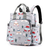 Women Travel Luggage Bag Waterproof Baby Diaper Bag Mummy Bag Nappy Storage Bag Handbag