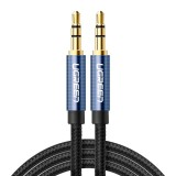 Ugreen 3.5mm Male to Male AUX Cable Jack 3.5 Audio Cable Speaker Line Aux Cable 1M 3M 5M for iPhone 6 for Samsung galaxy s8 Car Headphone Xiaomi redmi 4x Audio Jack