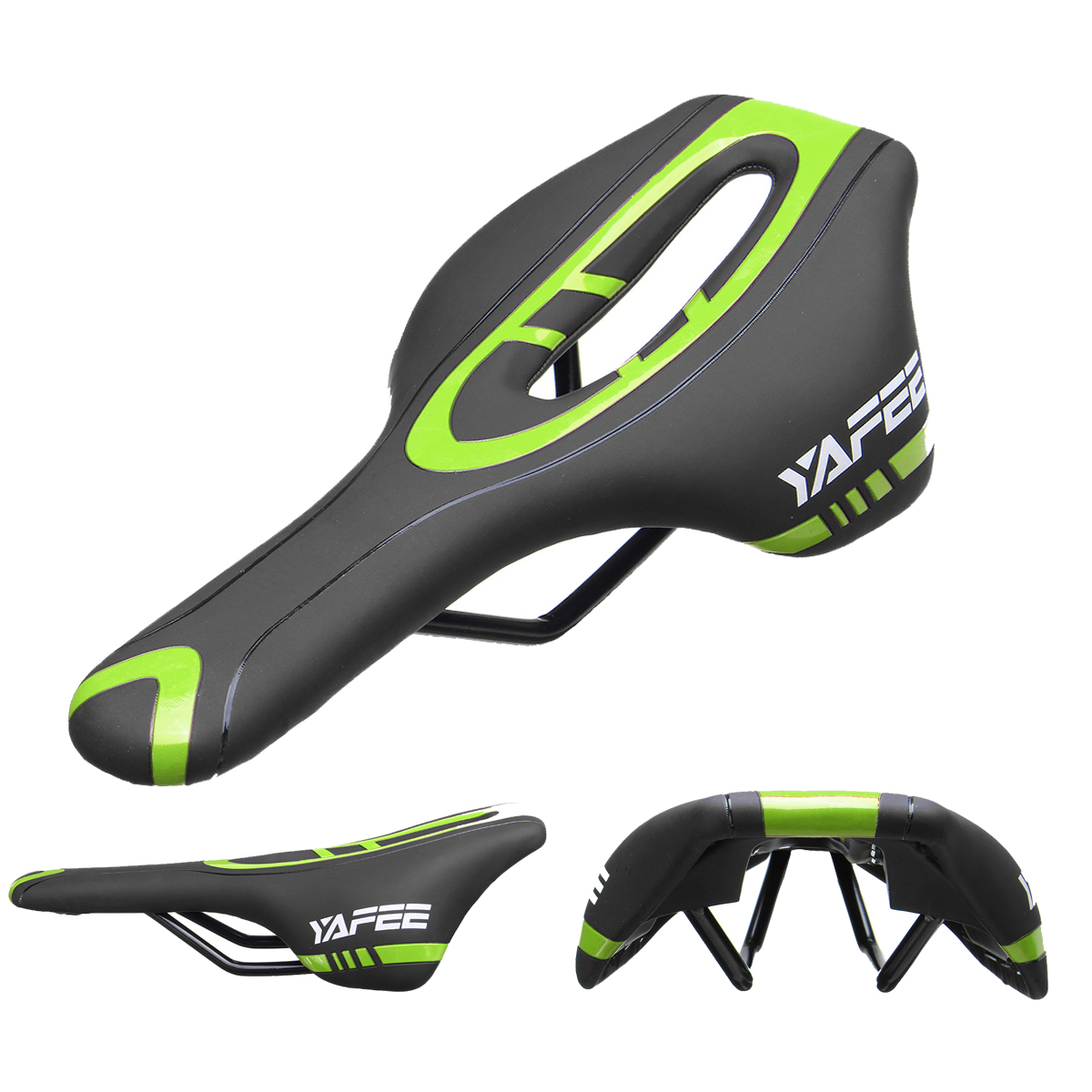 Hollow Bike MTB Gel Saddle Seat Road Bicycle Cycling Soft Cushion Pad Sport