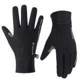 Touch Screen Gloves Warm Velvet Non-slip Thermal Motorcycle Bike Outdoor Sport Waterproof Winter