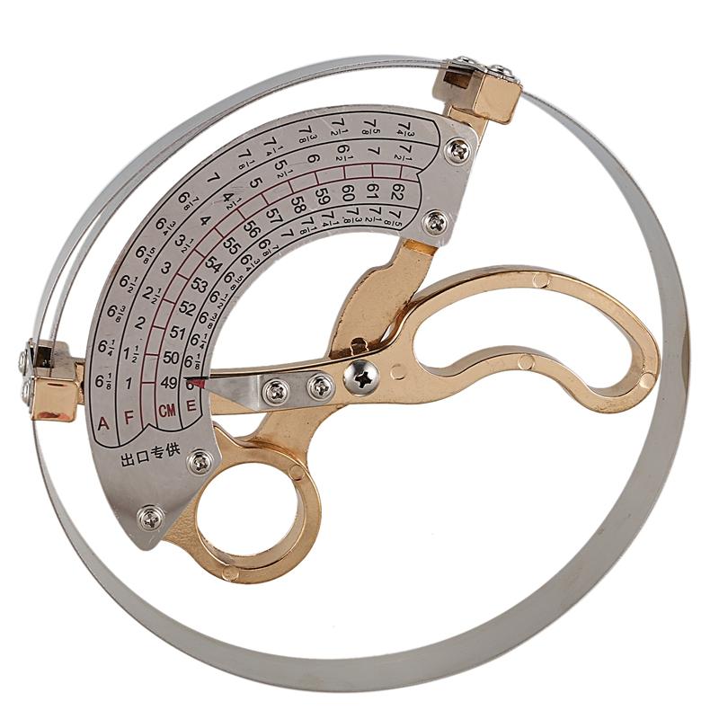 Copper Cap Ruler / Big Cap Device / Small Cap Foot Ruler / Inner Diameter Micrometer / Head Circumference Ruler