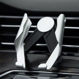 Bakeey Universal Air Vent Mount Car Phone Holder Stand Car Mount for iPhone for 4.0-6.0 inch Smart Phone