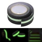 Anti Slip Grip Tape Glow In Dark Green Luminous Safety Tread Tape Abrasive For Stairs Step Outdoor 5cm*5m