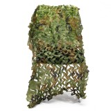 150D 120g Polyester Oxford Fabric Net PET Fibre Camouflage Camo Netting Hunting Sun Shade Car Cover Net