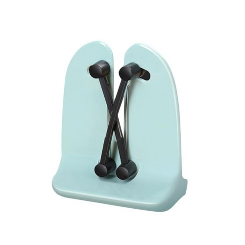 KCASA Semicircle Sharpener Manual Durable Household Multifunctional Adjustable Cutter Sharpening Tool Sharpener for Kitchen Home