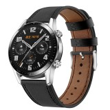 Bakeey 22mm Replacement Strap Genuine Leather Smart Watch Band For Huawei WATCH GT/GT2 46MM