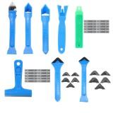 Silicone Sealant Remover Scraper Tools Home Applicator Kit 3R/6R/10R/13R/17R