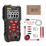 ANENG AN82 Digital Multimeter Professional 9999 Tester esr DIY Transistor Capacitor NCV Testers True RMS Analog Meter Multimetro Accessories-Standard