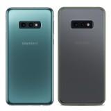 Bakeey Shockproof Anti-fingerprint Matte Translucent Hard PC&Soft TPU Edge Protective Case for Samsung Galaxy S10e 2019