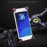 Xiaomi Mijia Adjustable Anti-Slip Phone Holder Bracket For Xiaomi Mijia M365 Scooter E-Bike X Type
