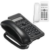 kX-7712 Telephone LCD Screen Caller Home Hotel Office Caller Landline Feature Phone