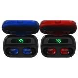 Bakeey Q82X Gradient Color LED bluetooth 5.0 TWS Wireless bluetooth Sport In ear Headset Earbuds Earphone Headphones