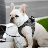 Petkit Soft Breathable Dog Harness Leash Set Adjustable Pet Vest Outdoor Padded Dog Harness Vest For Small Medium Dogs From Xiaomi Youpin Dog Harness
