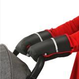 Winter Warm Mittens Pram Pushchair Gloves Relflective Hand Muff Waterproof Stroller Glove