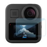 SheIngKa Screen Tempered Glass Protective Film for GoPro Max Action Sports Camera