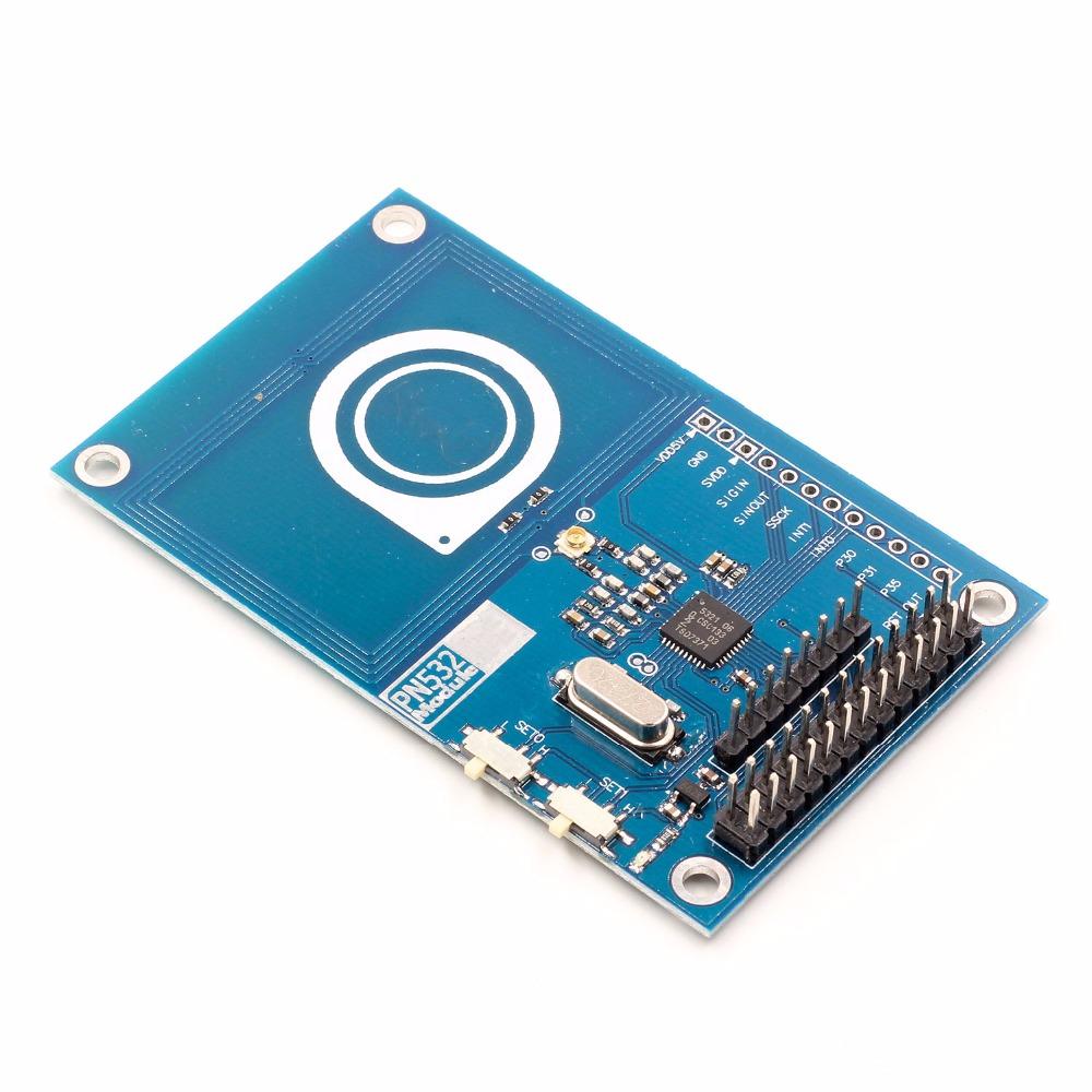 PN532 NFC Precise RFID IC Card Reader Module 13.56MHz 3.3V