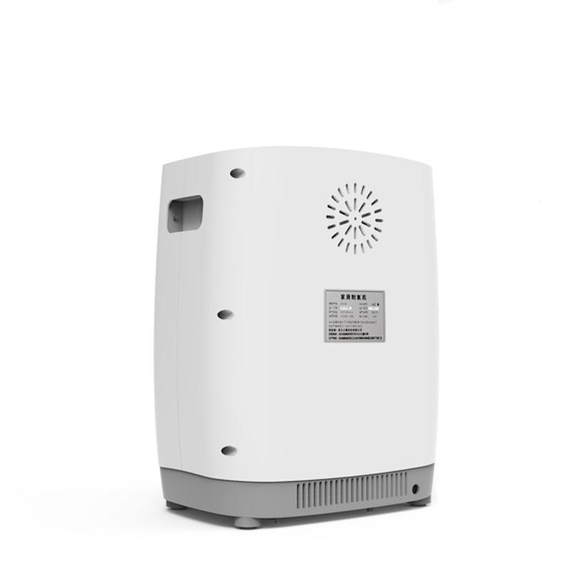 JUREN DZ-1W AC110V / 220V 1-5L 90-96% at 1L/min Adjustable Oxygen Concentrator with Nebulizeration Function Oxygen Generator Home Oxygen Machine