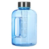 2.2L/84oz BPA Free Large Capacity Sports Water Drinking Bottle Gym Training Workout Cap Kettle For Camping Hiking Cycling