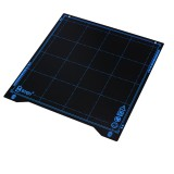 BIQU SSS 235*235MM Super Spring Steel Sheet Printing Buildplate for Ender-3 Series 3D Printer Heat Bed Platform