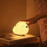 Baseus Dog Night Light USB Rechargeable Touch Sensor LED Lamp 3 Modes Control Light Night Decorative Lamp from Xiaomi Ecological Chain