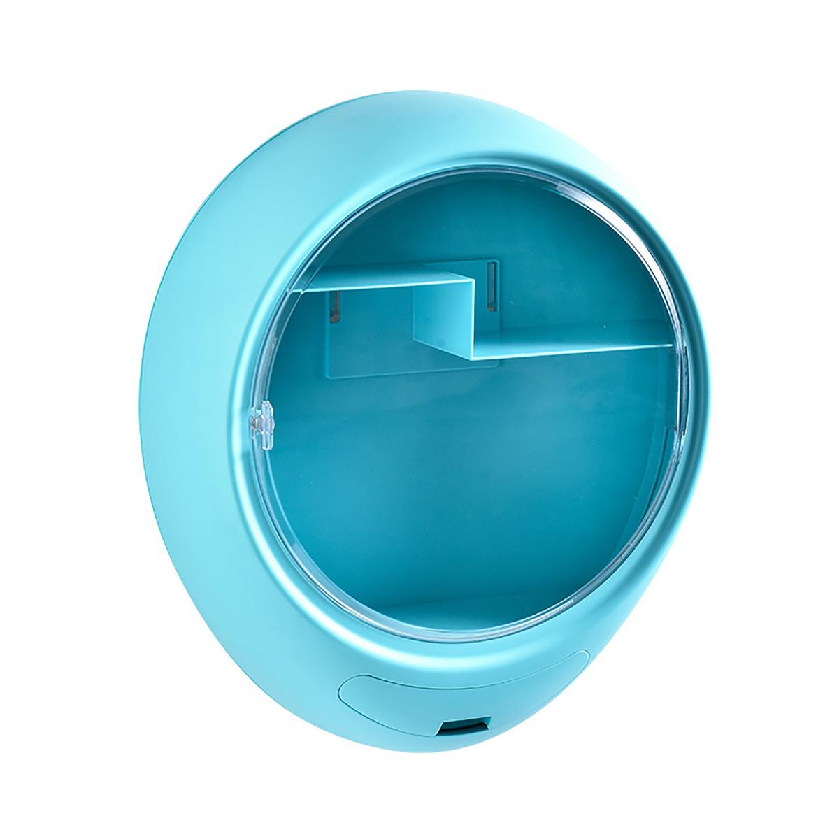 Cosmetic Storage Box Household Dust-proof Wall Acrylic Cosmetic Organizer Box Desktop Cosmetic Box