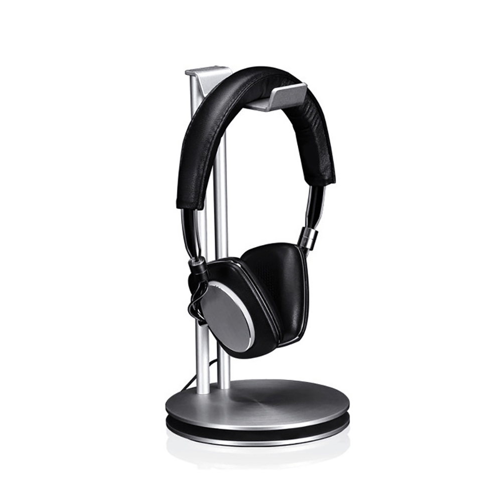 Bakeey Universal Aluminum Alloy Headphone Holder Headset Desktop Display Holder Mount Bracket
