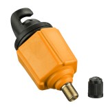 Air Valve Adaptor Inflatable Boat Sup Pump Paddle Board Accessories