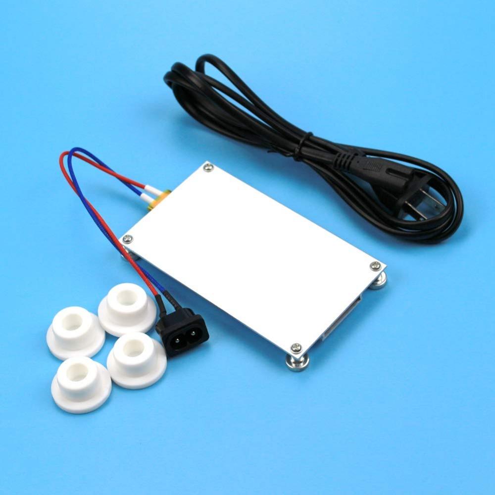 300W Aluminum LED Remover PTC Heating Plate Pads Soldering Chip Remove Weld BGA Solder Ball Station Split Plate