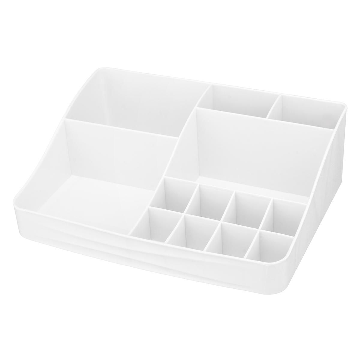 Plastic Cosmetic Box Drawer Makeup Organizer Makeup Desktop Storage Box Container Nail Casket Holder Jewelry Organizer Desktop Organizer