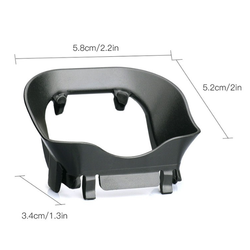 Gimbal Camera Protector Cover Lens Hood Sunhood Sunshade Cover For DJI Mavic Mini RC Drone