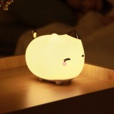 Baseus Cat Night Light USB Rechargeable Touch Sensor LED Lamp 3 Modes Control Light Night Decorative Lamp from Xiaomi Ecological Chain