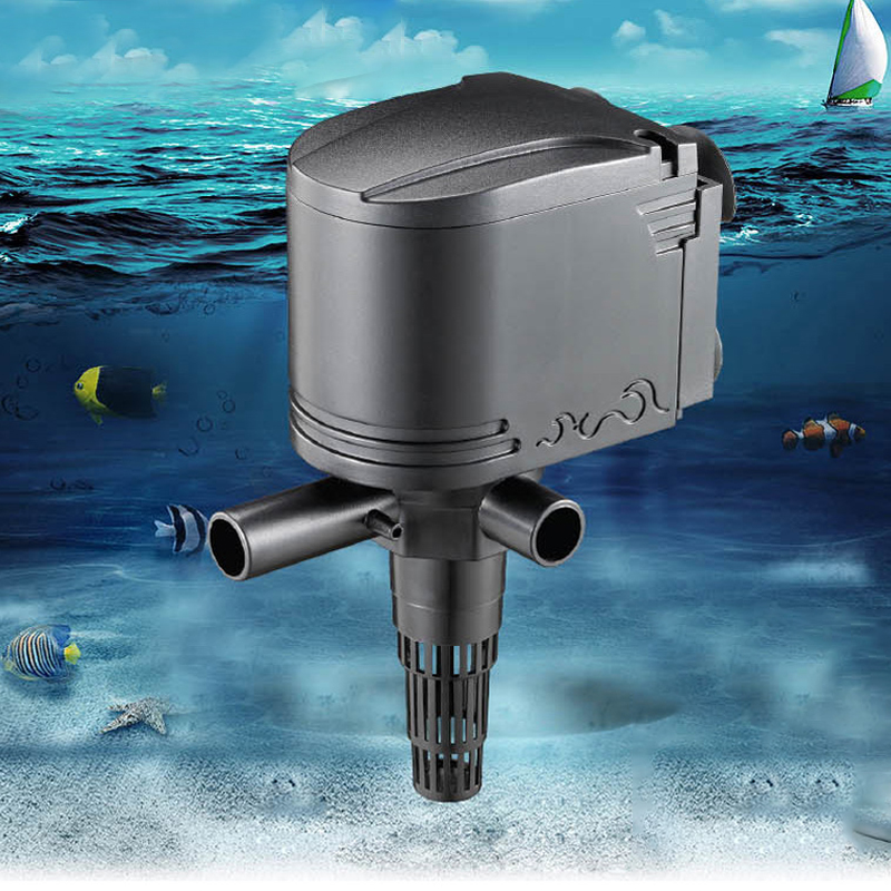Submersible Fish Tank Water Pump Fully Compatible Filter Cycle Purify Swimming Pool Pond 12W/18W/25W/35W/40W